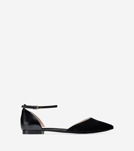 Shoes > Abigail Grand Skimmer Flat