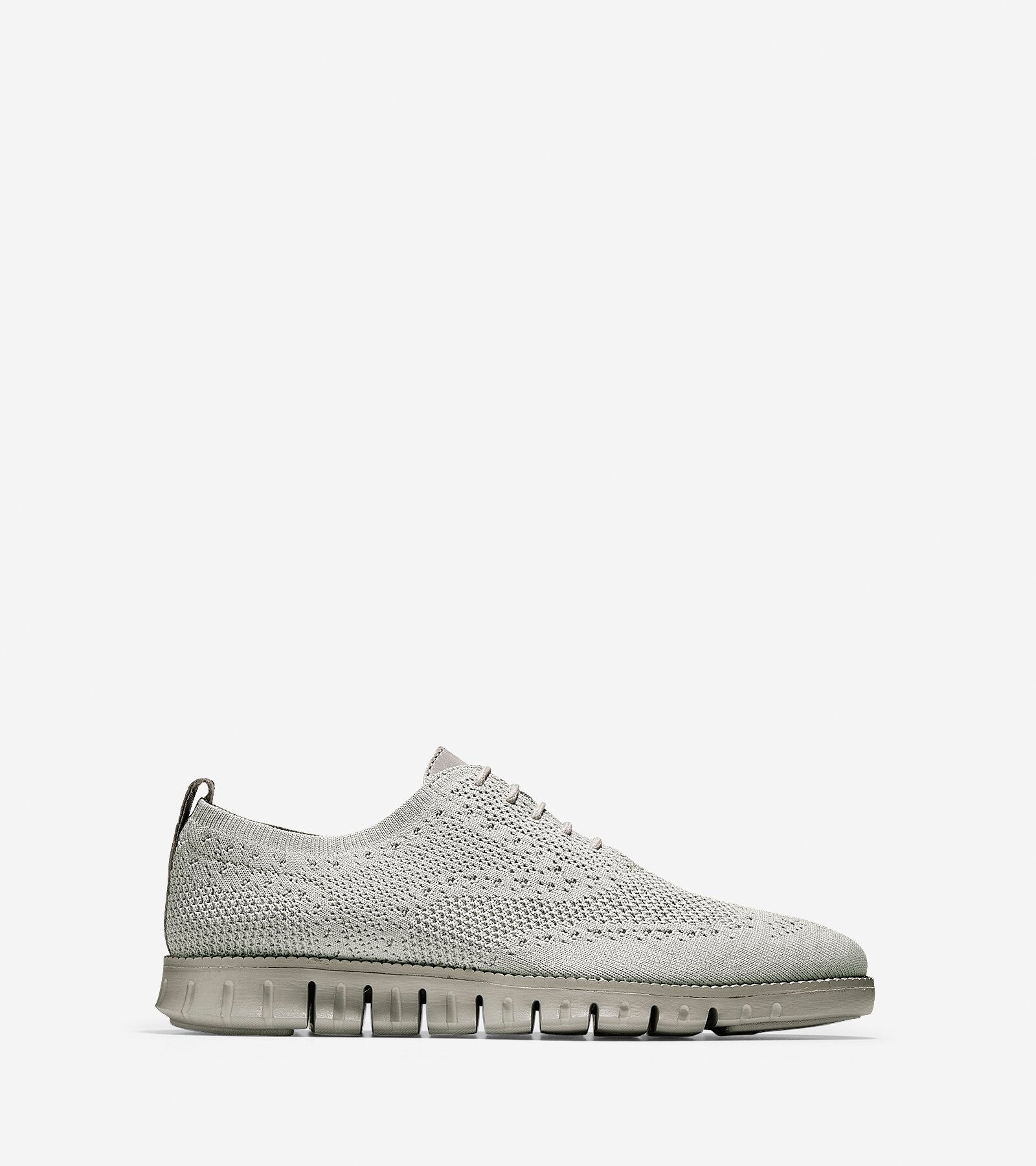 Cole Haan Men's Zerogrand Stitchlite Knit Plain Toe Oxfords atgLm