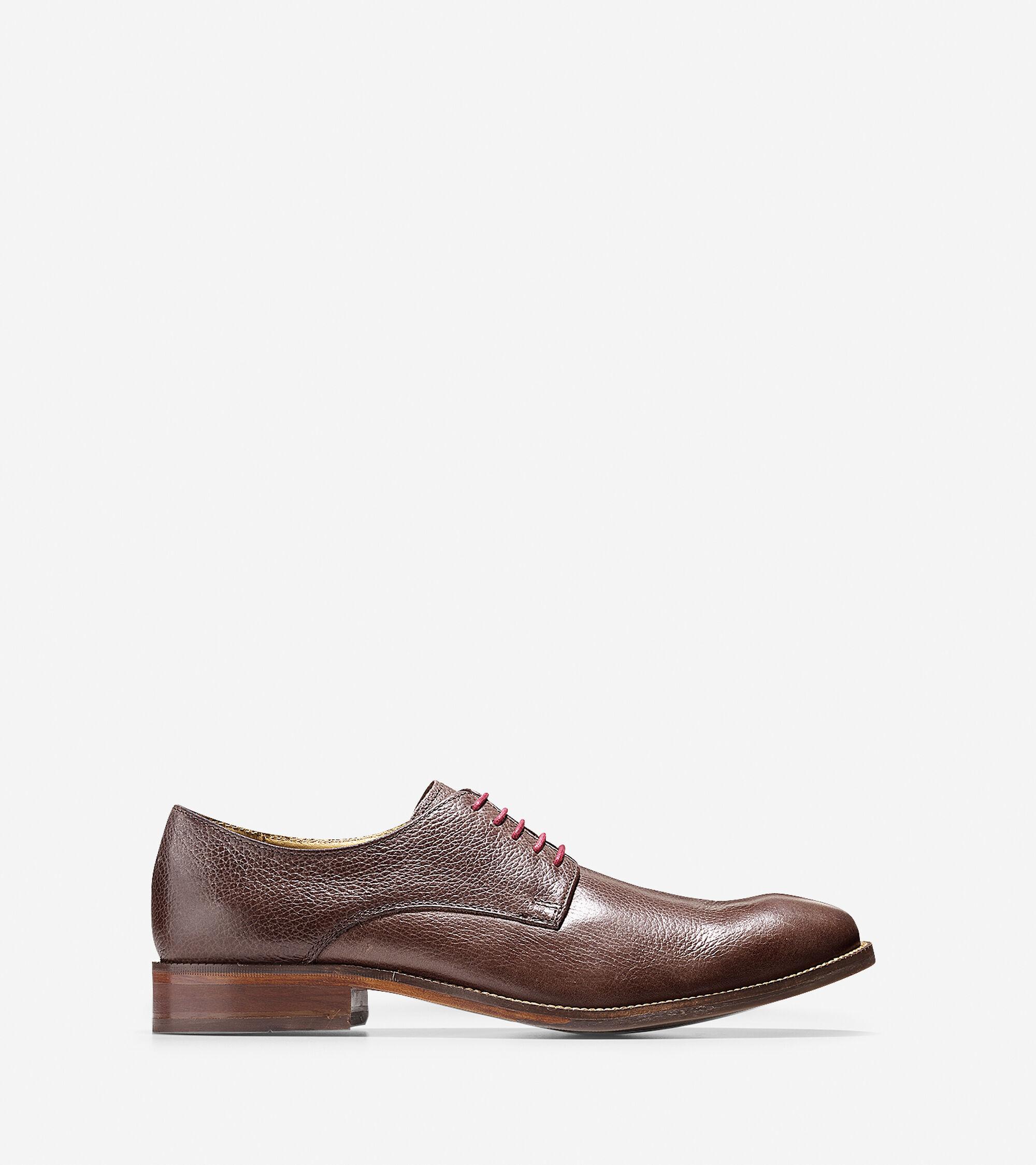 Oxfords & Monks > Williams Casual Plain Toe Oxford