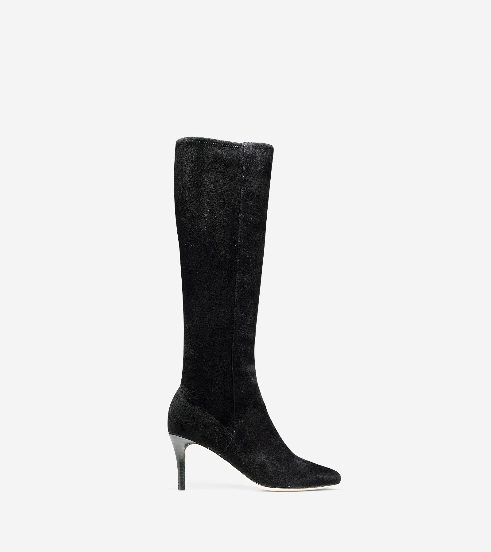 Womens Boots Cole Haan Barnard Boot Black Suede