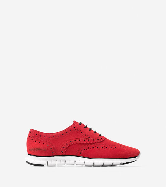 Shoes > Women's ZERØGRAND Wingtip Oxford