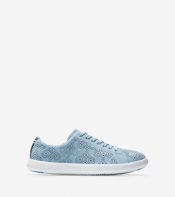Women's Grand Crosscourt Perforated Sneaker