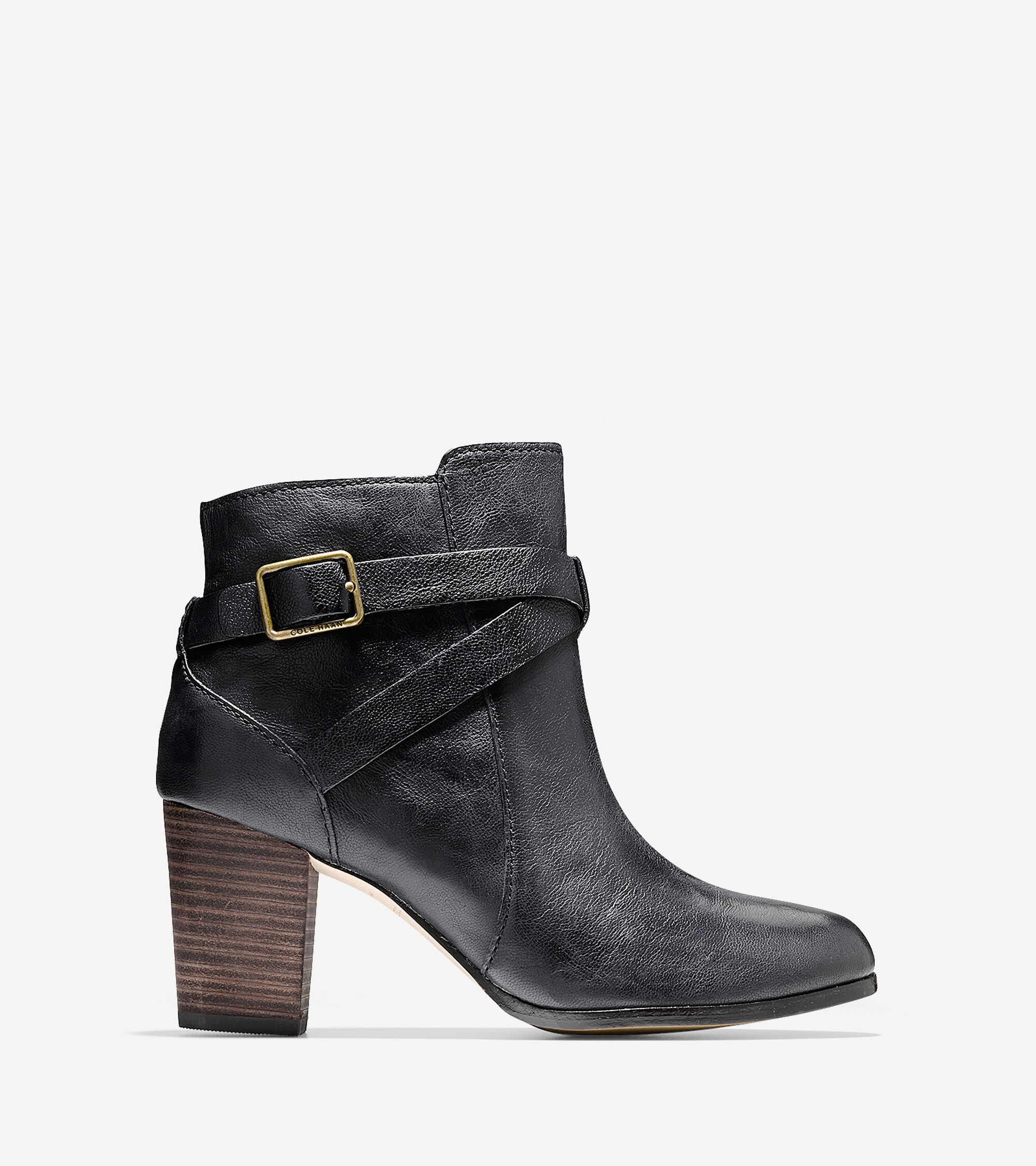 Shoes > Cassidy Buckle Bootie