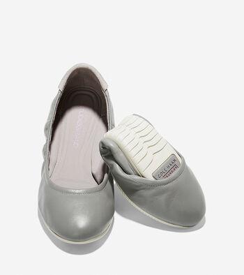 StudiøGrand Packable Ballet Flat