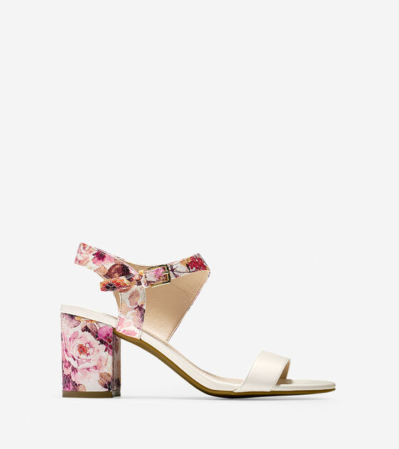 Shoes > Elva Sandal (65mm)