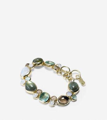 Semi-Precious Flex Bracelet