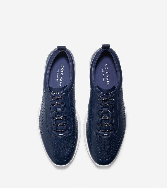 ØriginalGrand Sport Perforated Sneaker