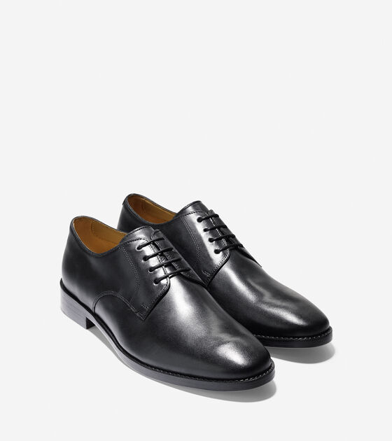Cambridge Plain Toe Oxford