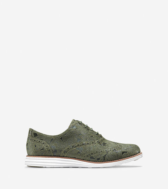Shoes > Women's ØriginalGrand Wingtip Oxford