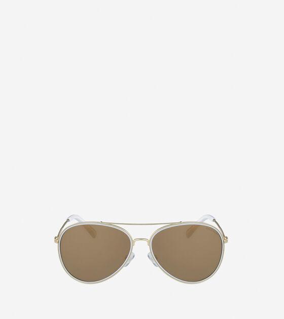 Sunglasses > Grand Aviator Sunglasses