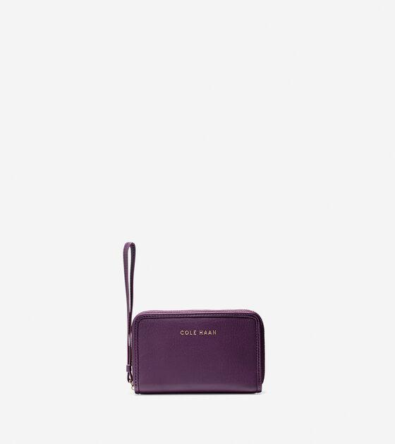 Wallets > Aveline Zip Wristlet