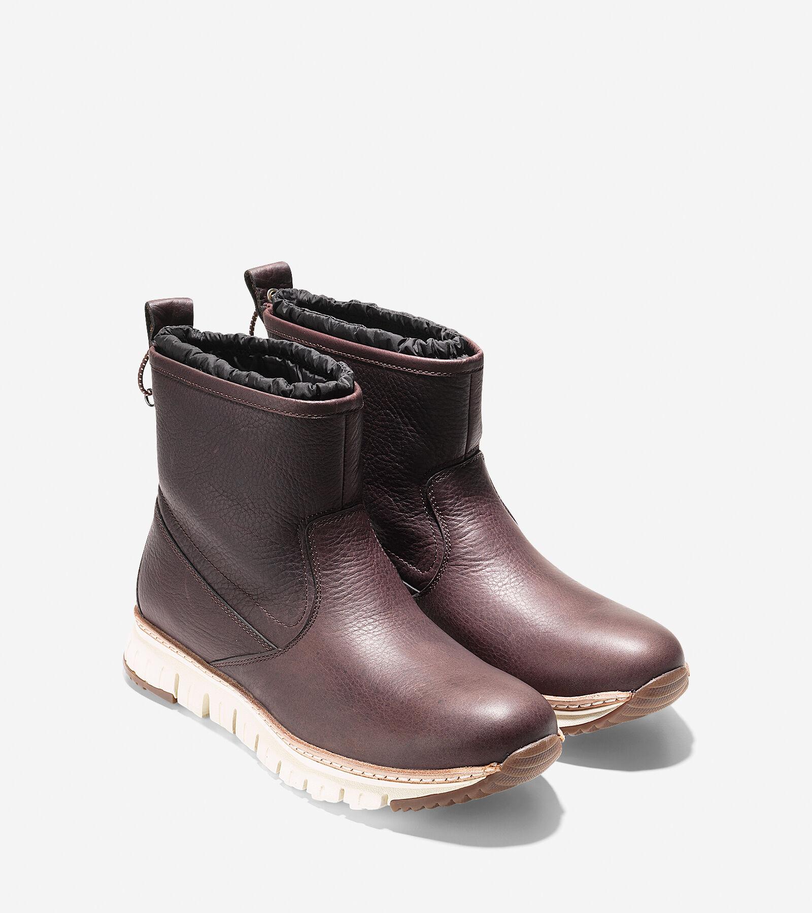 ... Boot · Men's ZERØGRAND Waterproof Pull-on ...