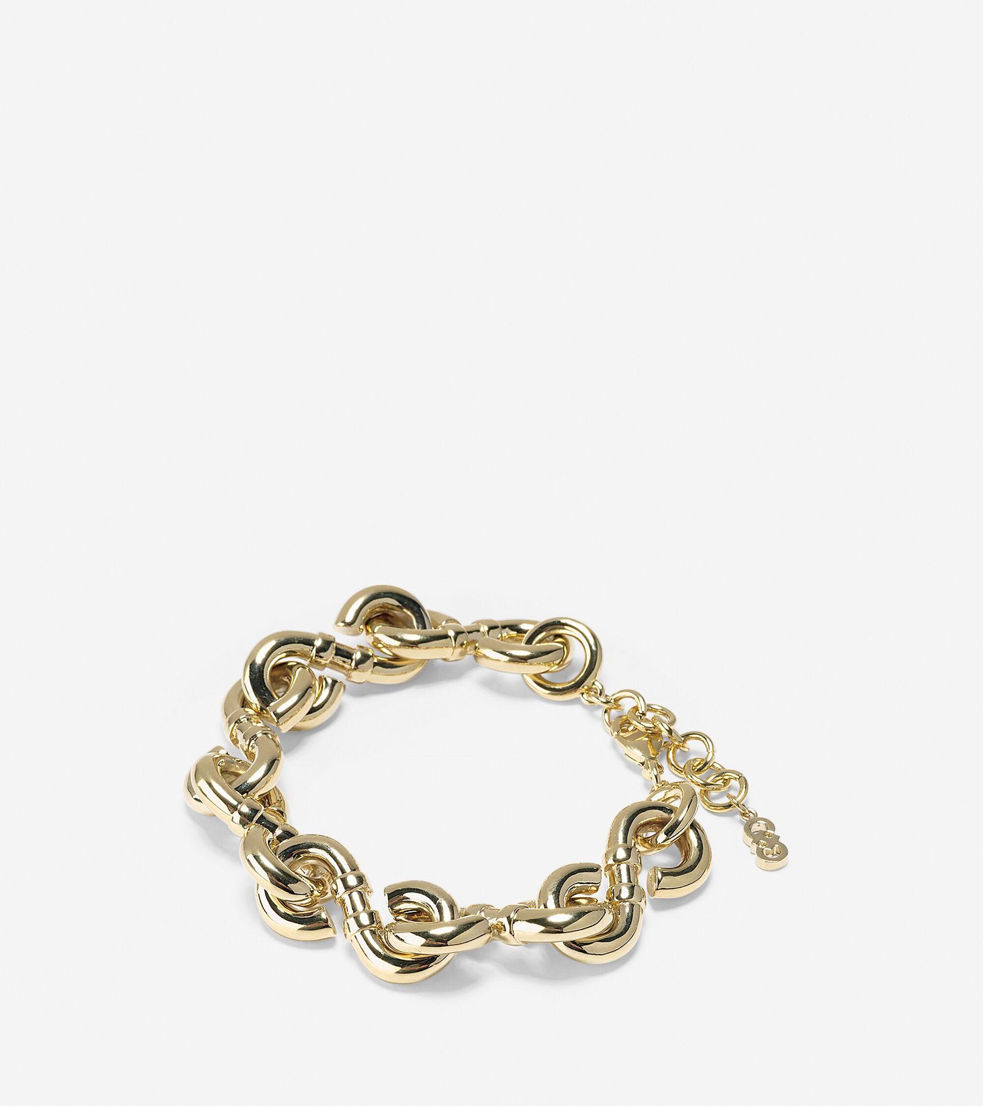 Accessories > Logo Link Bracelet
