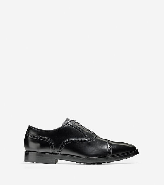 Oxfords > Hamilton Grand Cap Toe Oxford