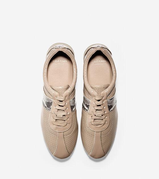 Bria Grand Perf Sneaker