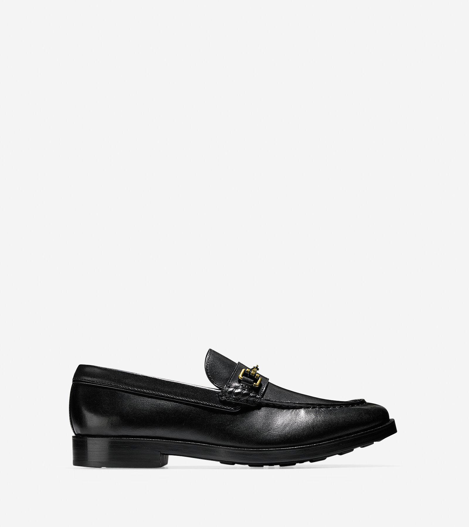 Cole Haan Dress Revolution Hamilton Grand Leather Bit Loafers 1L7WG