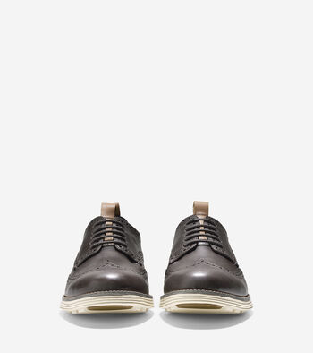ØriginalGrand Neoprene Lined Wingtip Oxford
