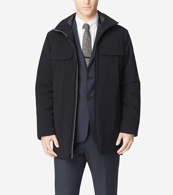 ZERØGRAND Motoring Coat