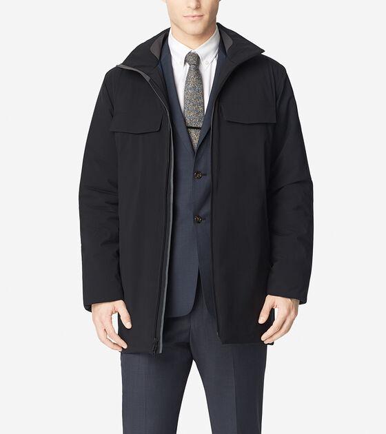 Accessories & Outerwear > ZERØGRAND Motoring Coat