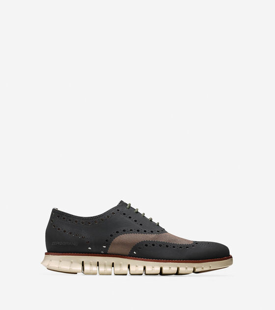 Oxfords > Men's ZERØGRAND No Stitch Oxford