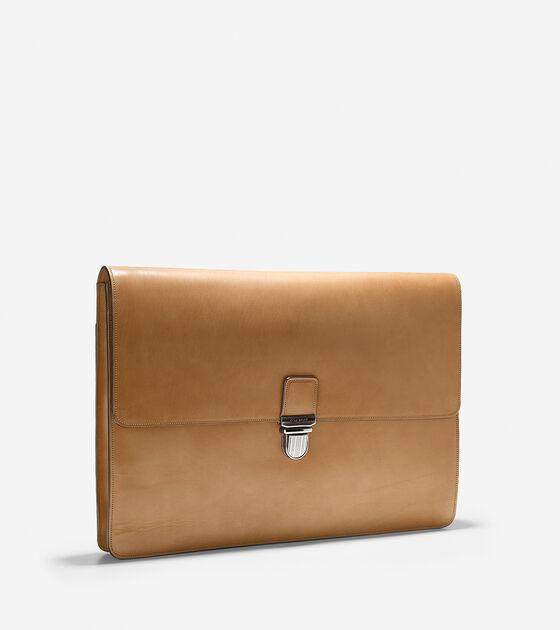 Whitman Leather Large Portfolio