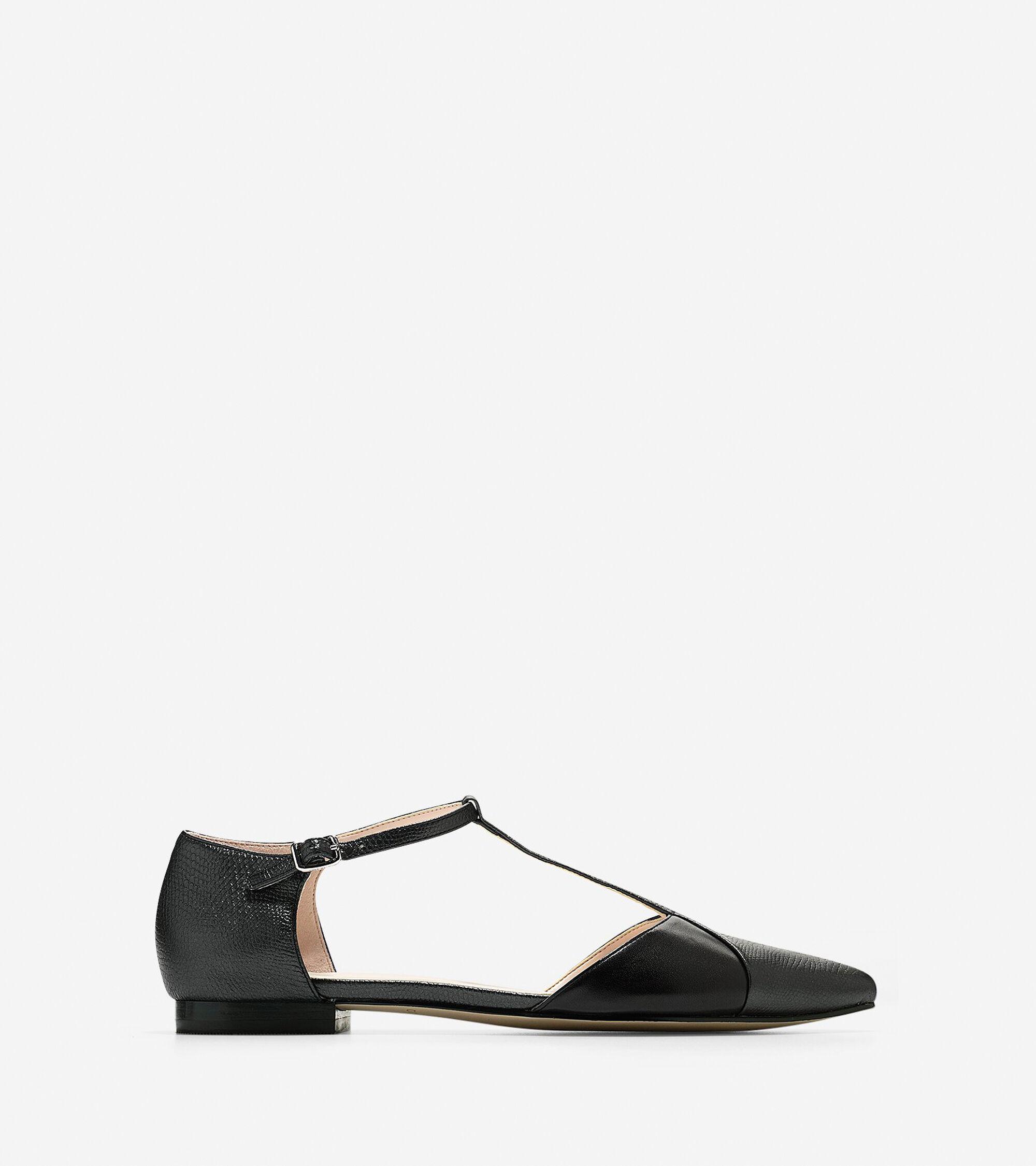 Shoes > Allison T-Strap Skimmer