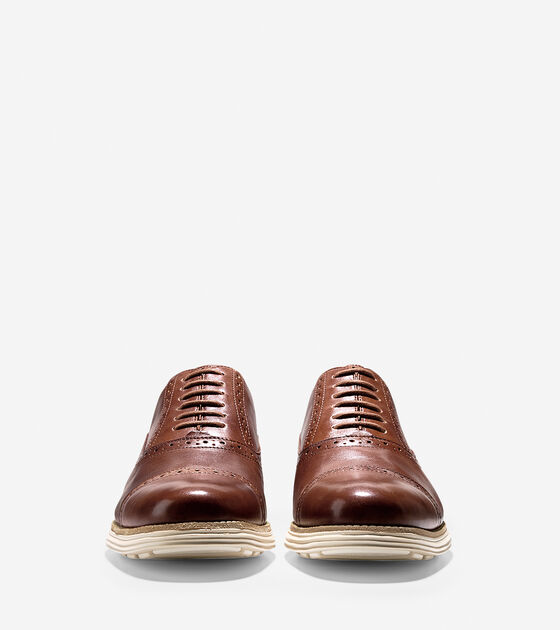 LunarGrand Cap Toe Oxford