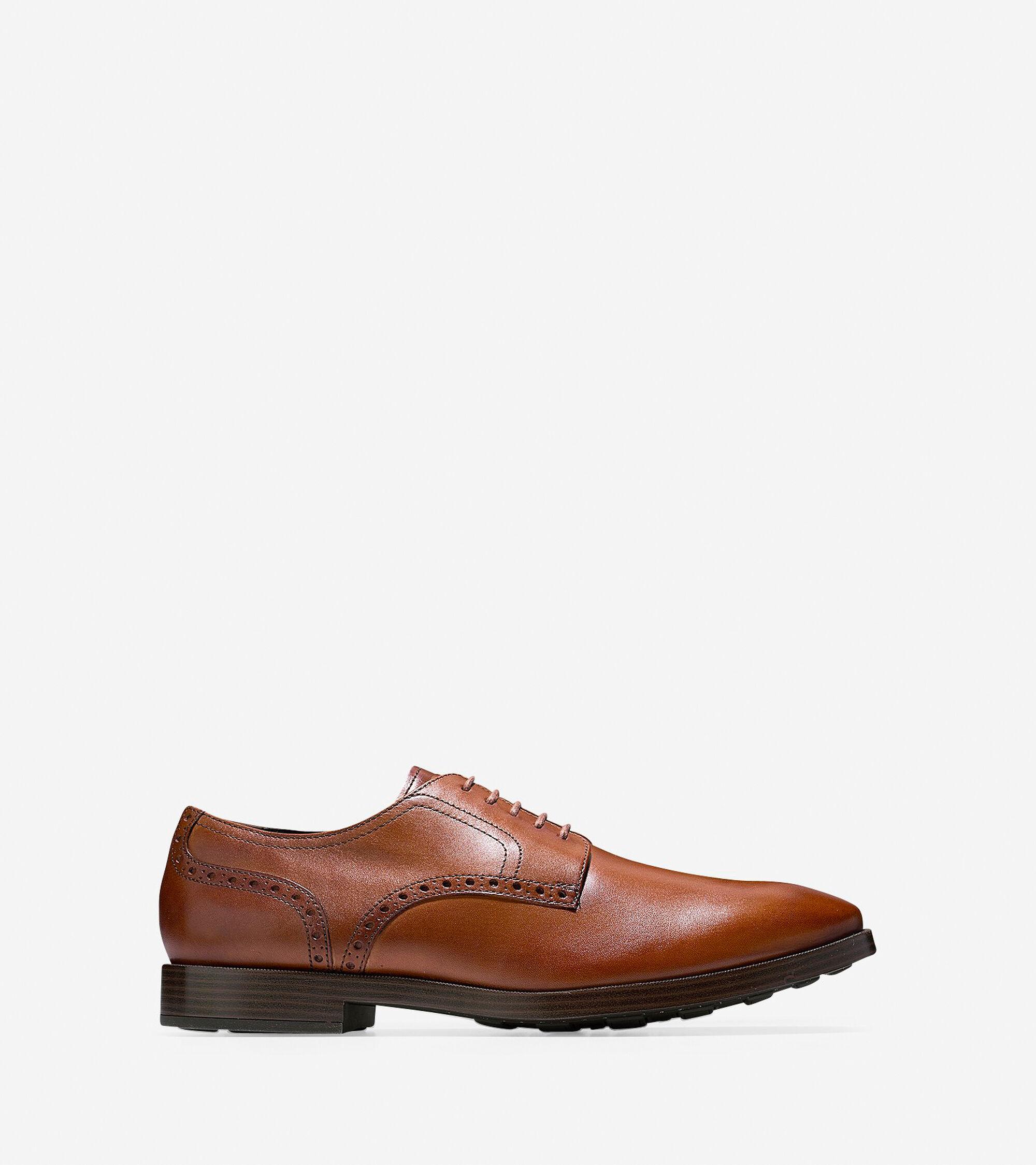 Oxfords & Monks > Jefferson Grand Plain Toe Oxford