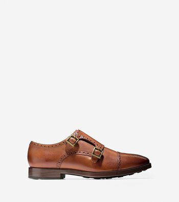 Jefferson Grand Double Monk Oxford