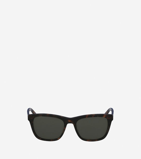 Accessories > Acetate Square Wayfarer Sunglasses