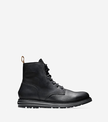 Men's Lockridge Waterproof Plain Toe Boot