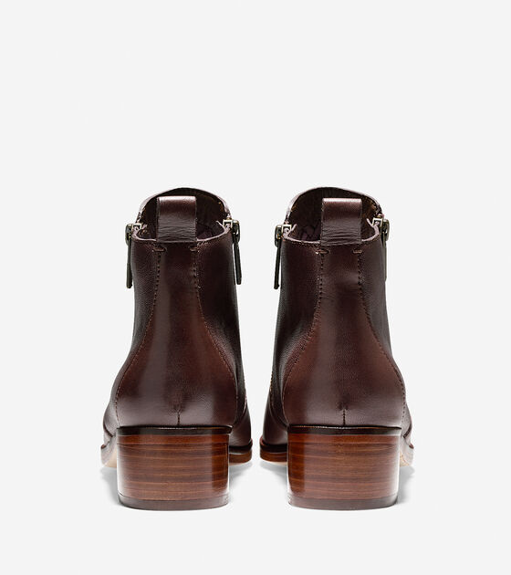 Oak Bootie (40mm)