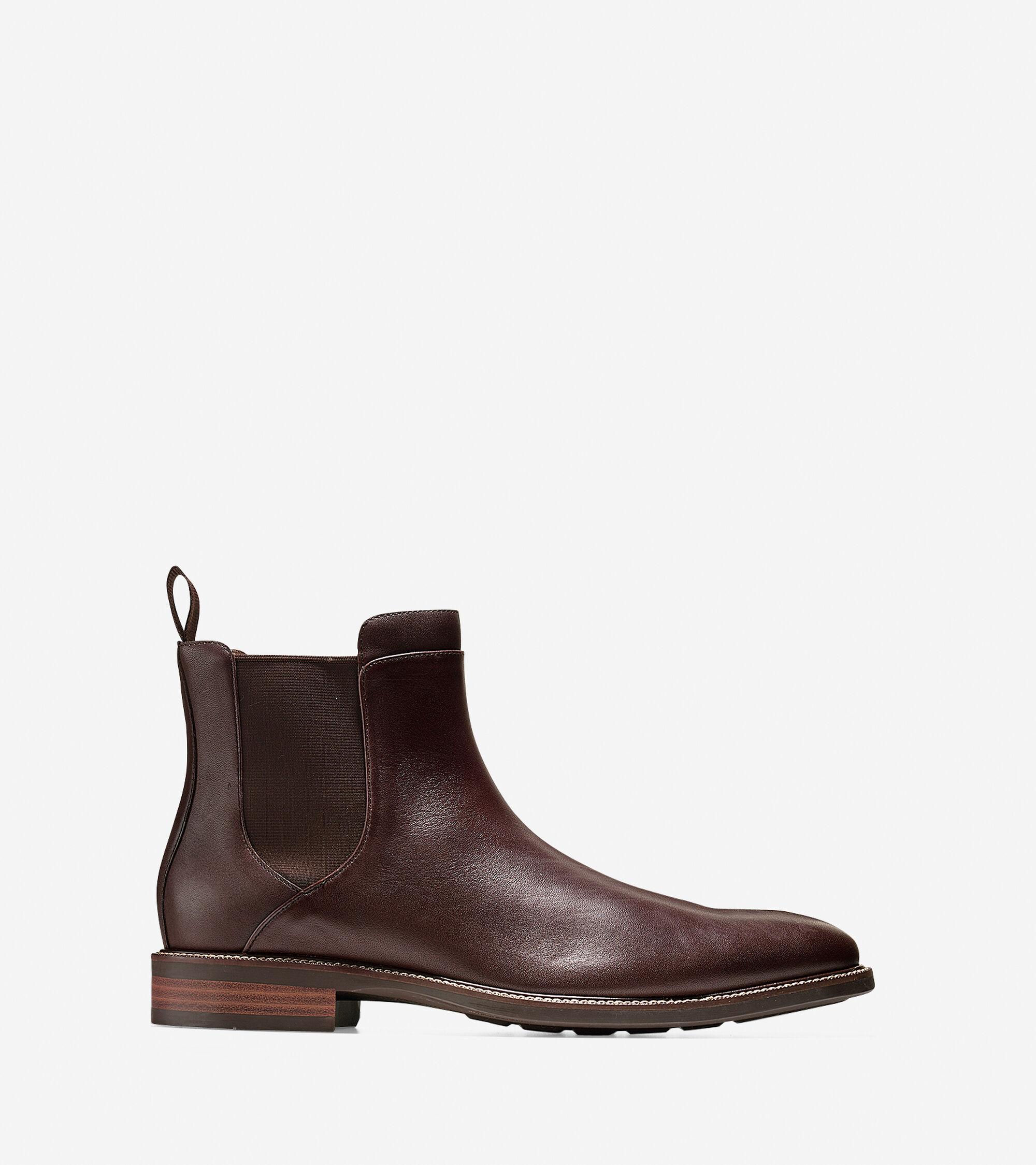 Boots > Warren Waterproof Chelsea