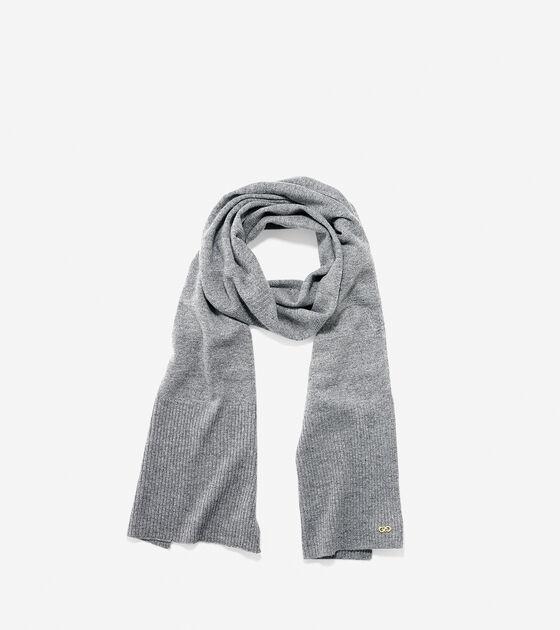 Accessories > Cashmere/Wool Blend Muffler
