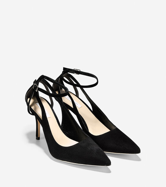 Selma Pump (85mm) - Pointy Toe