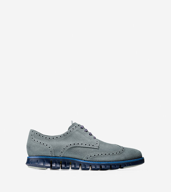 Shoes > ZERØGRAND Deconstructed Wingtip