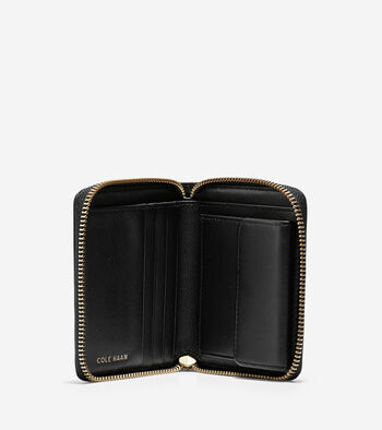 Marli Small Zip-Around Wallet