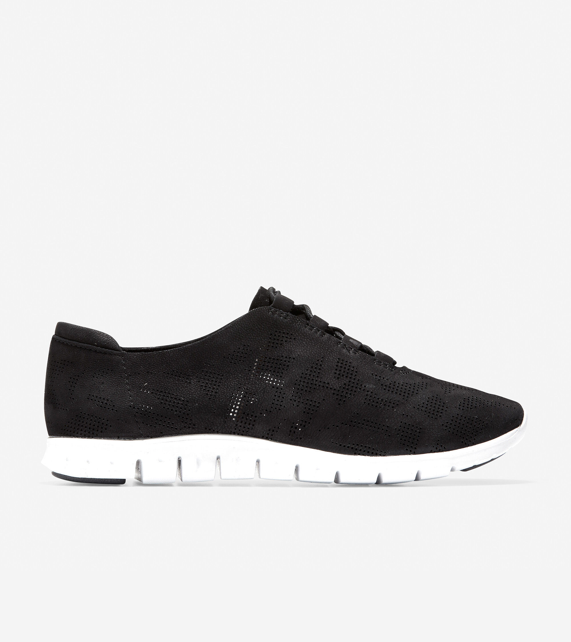 Sneakers > ZERØGRAND Perforated Trainer