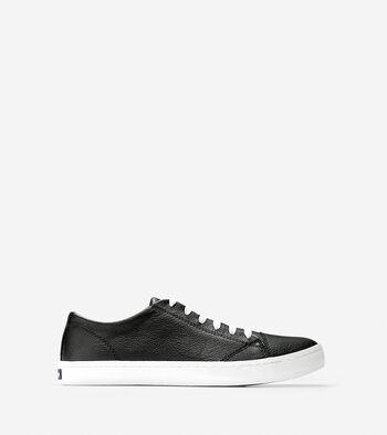 Men's Trafton Luxe Cap Toe Sneaker