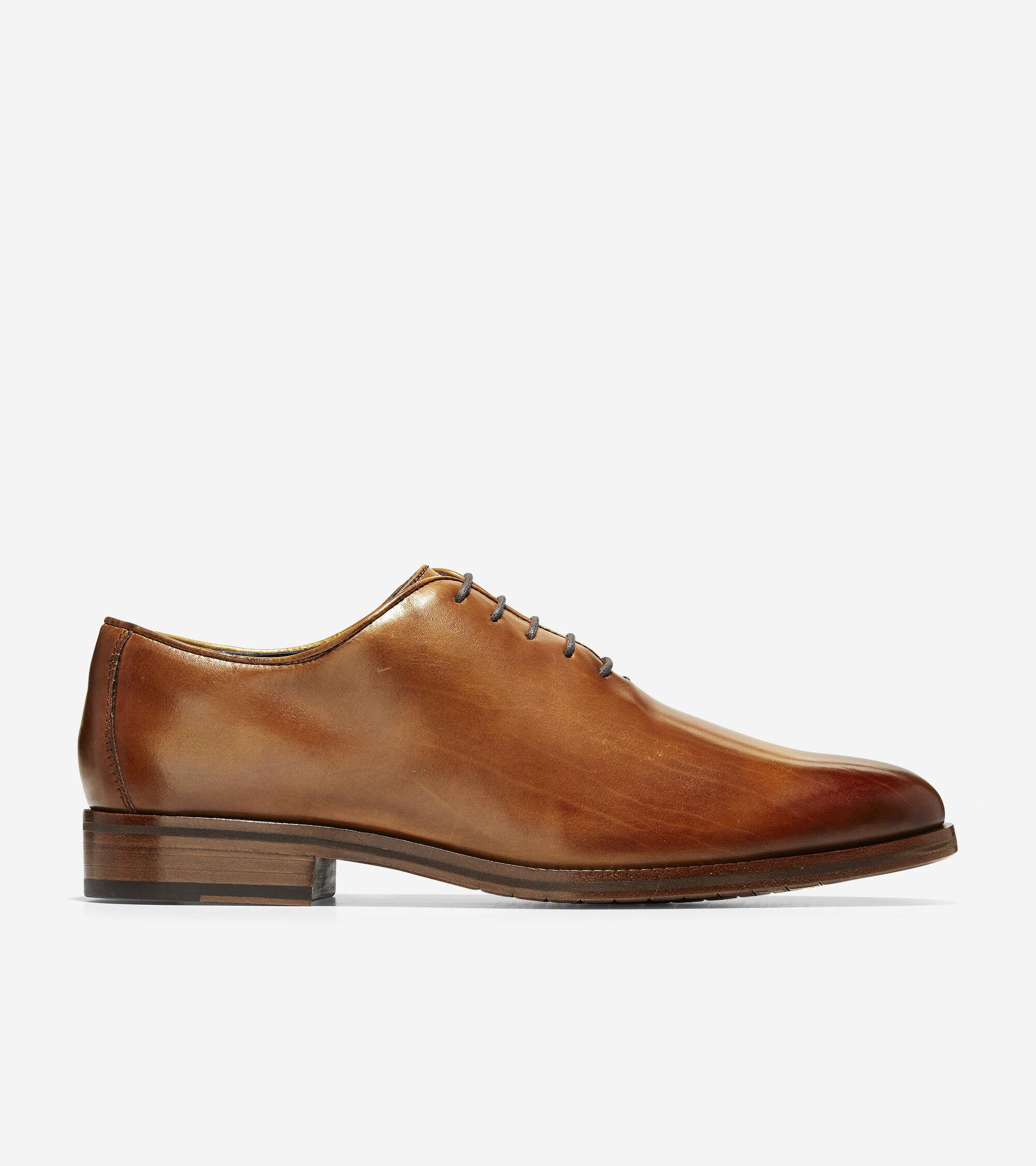 Cole Haan Washington Grand Wholecut Oxford Shoes