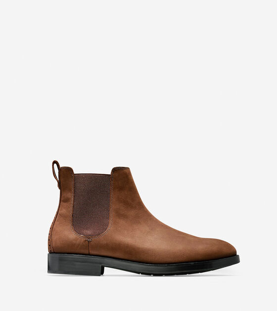 Boots & Chukkas > Dumont Grand Waterproof Chelsea Boot