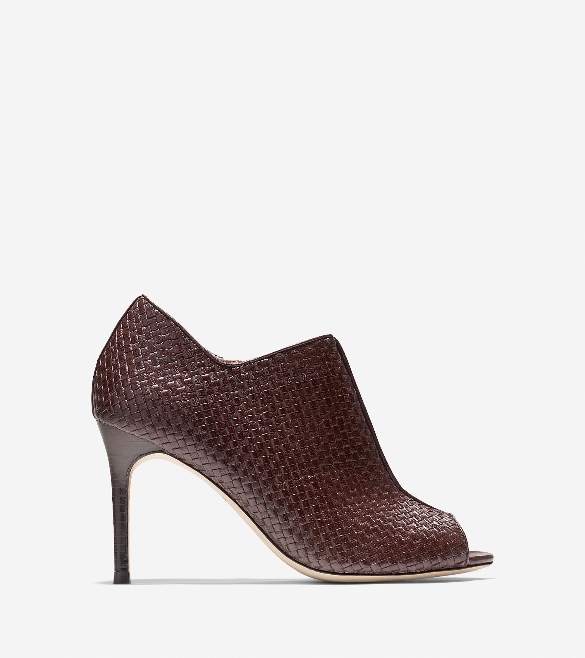 Shoes > Annabel Open Toe Weave (85mm)