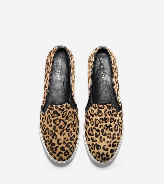 Bowie Slip On Sneaker