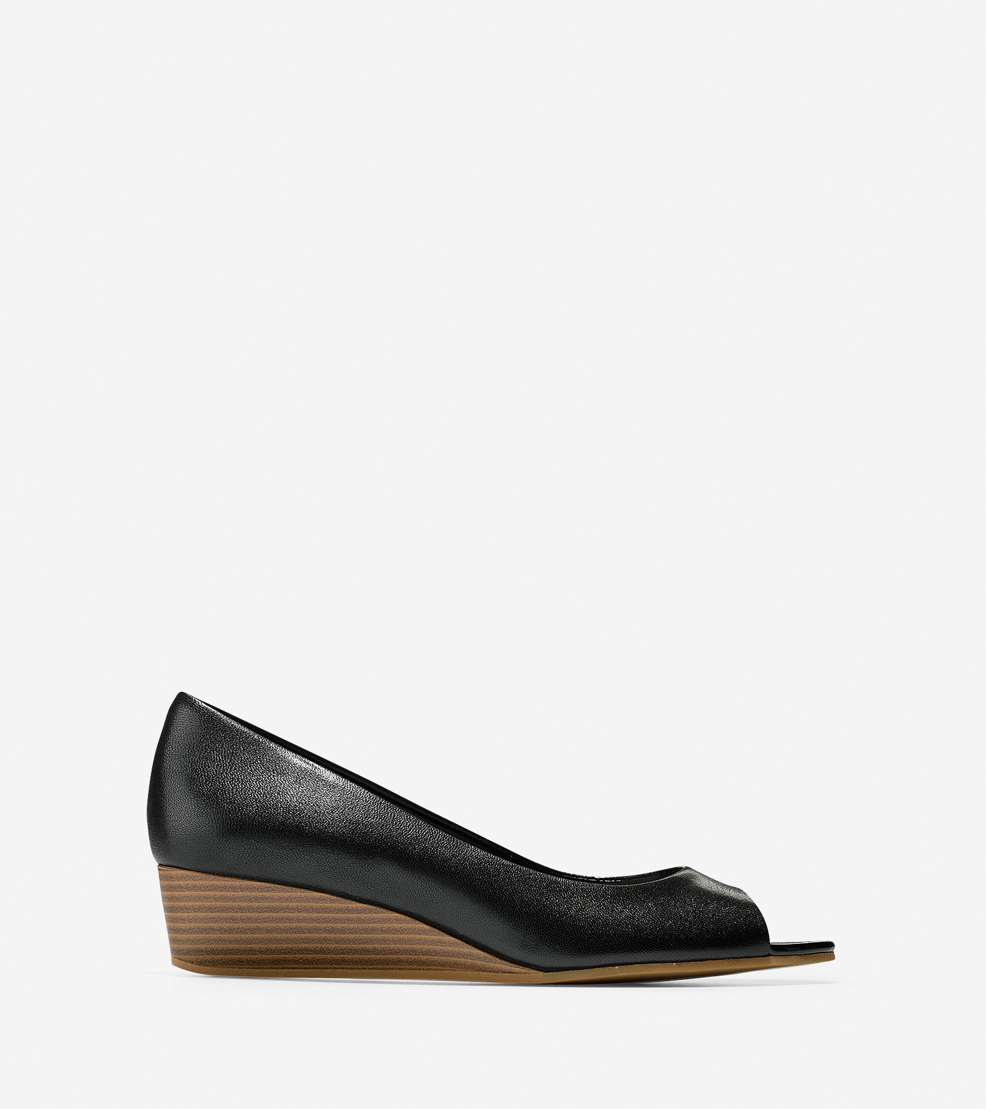 Shoes > Elsie Open Toe Wedge (40mm)