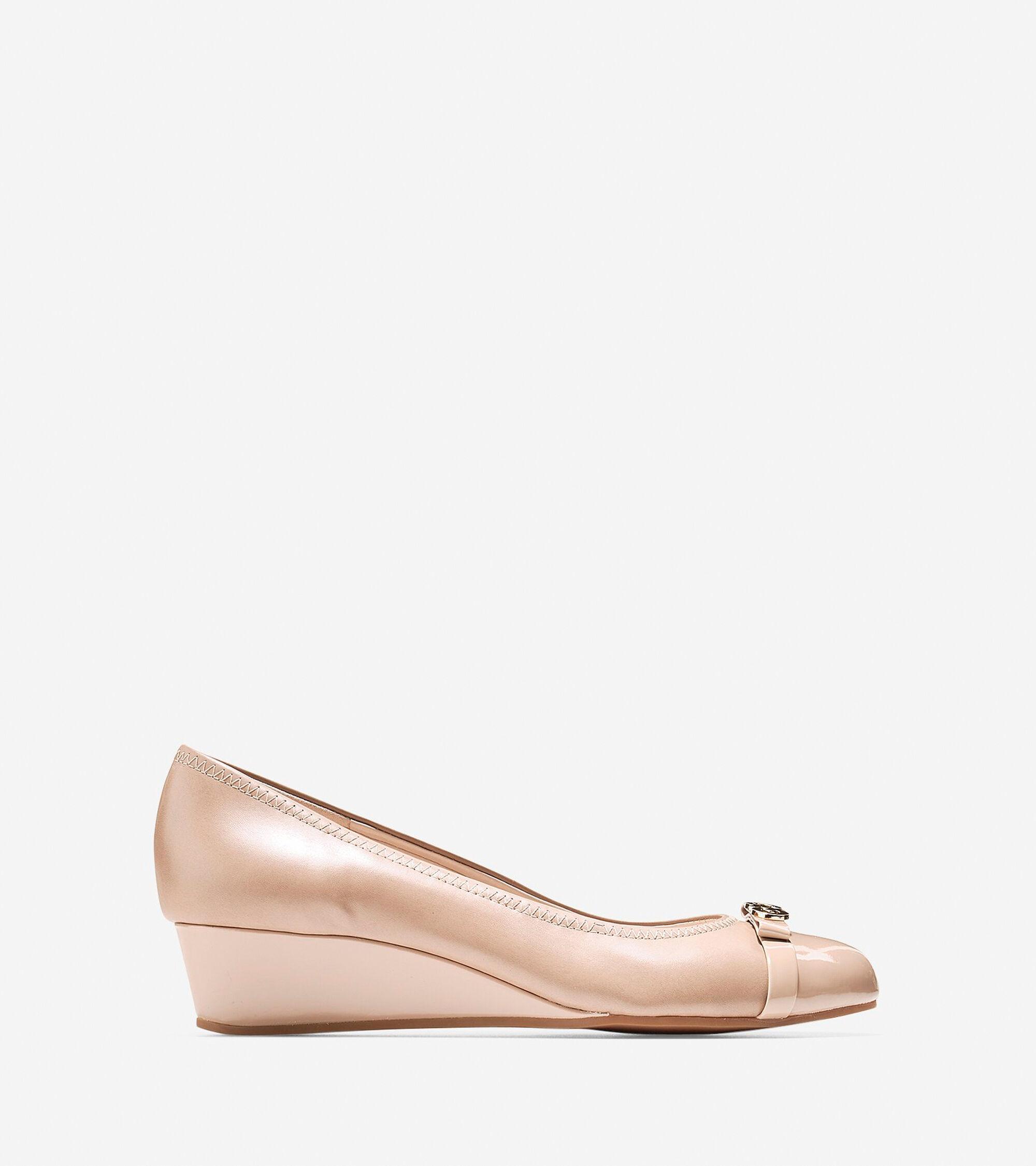 Shoes > Elsie Logo Waterproof Wedge (40mm)
