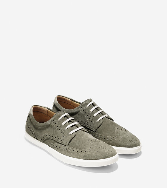 Joshua Sneaker Wing Oxford
