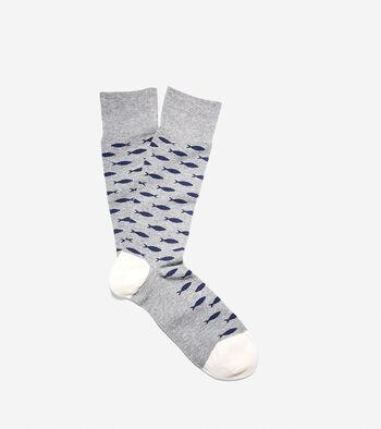 Fish Crew Socks