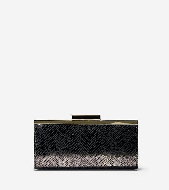 Sybil Continental Frame Wallet