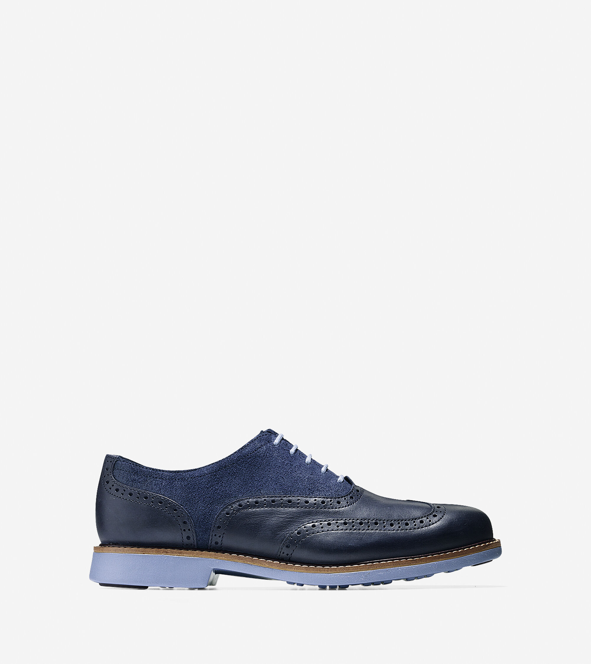 Shoes > Great Jones Wingtip Oxford