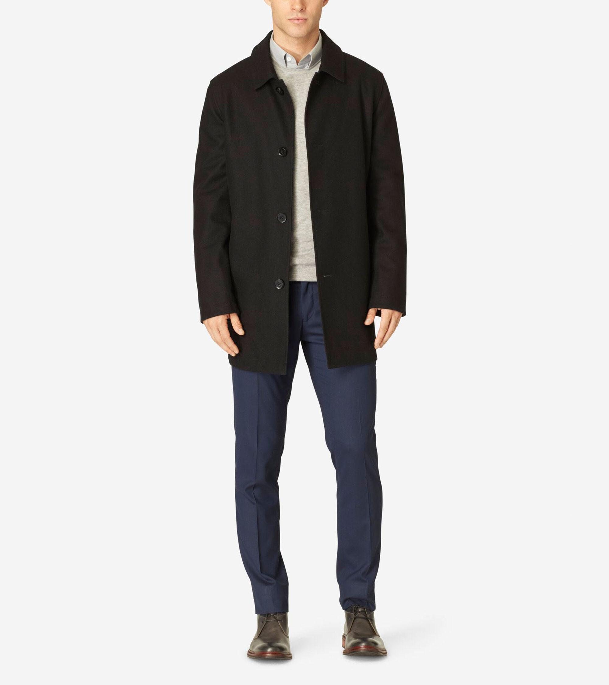 Outerwear > Reversible Topper